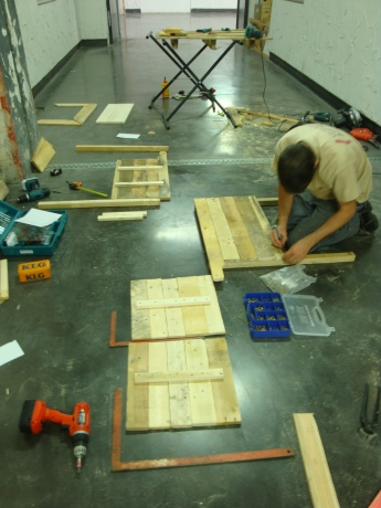 10 Atelier Fabrication