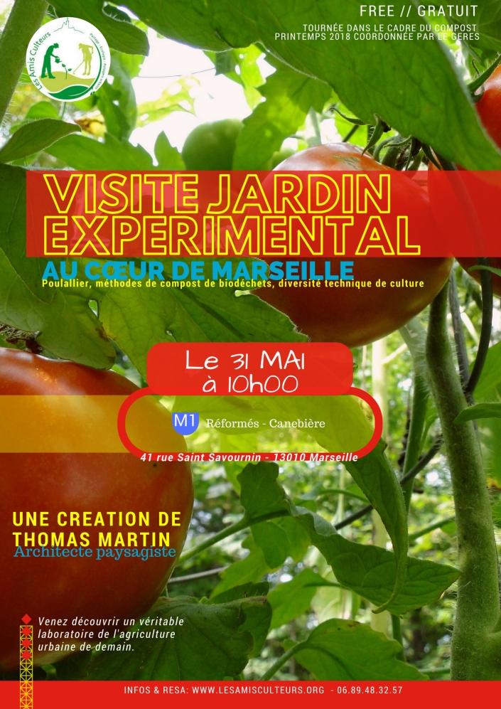 Affiche jardin expérimental Asso amis culteurs (2)