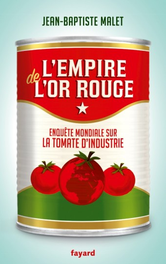 Affiche Empire Or rouge Festival Alimenterre 2018
